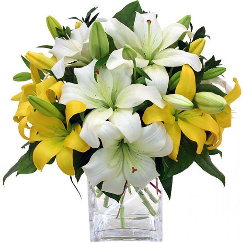 Надписью зима, картинки для ватсапа цветы лилии букет