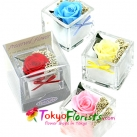 send preserved flowers to tokyo