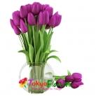 send tulip to tokyo in japan