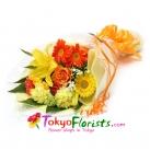 congratulations flowers tokyo