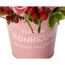 send petit roses pink arrangement to tokyo