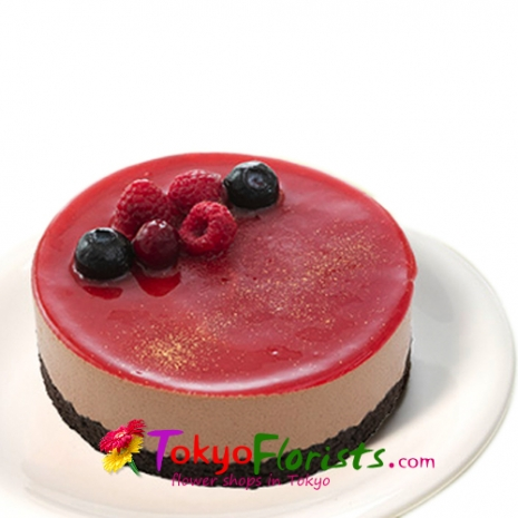 send chocolate rouge cake to tokyo in japan
