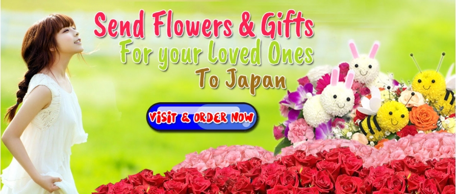 online best flowers and gifts shop tokyo, japan